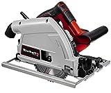 Einhell Tauchsäge TE-PS 165 (1.200 Watt, werkzeuglose Einstellung bei Schnitttiefe + Neigungswinkel, hochwertiges...