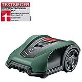 Bosch Roboter Rasenmäher Indego S+ 350 (mit App-Funktion, 19 cm Schnittbreite, für Rasenflächen bis 350 m²)