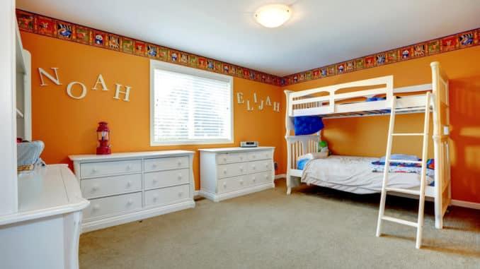 Kinderzimmermöbel mit Flachdübelverbindungen