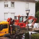 Maschinen leihen - günstig schweres Gerät mieten